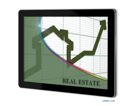 Seattle housing market forecast 2021 simulated chart